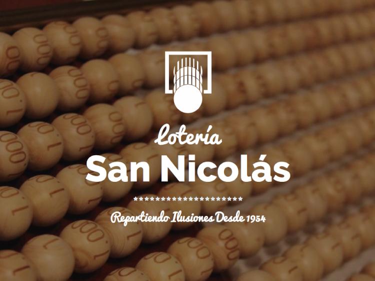 portfolio web loterias san nicolas