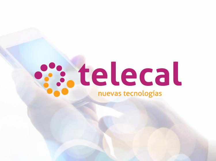 portfolio web telecal